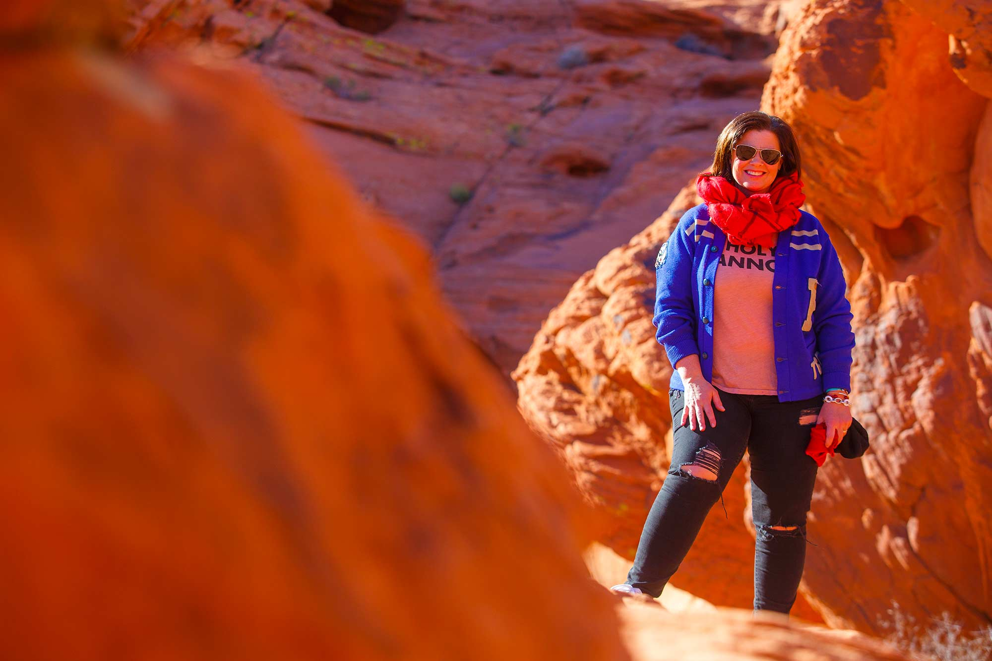Valley of Fire State Park, NV - 1/11