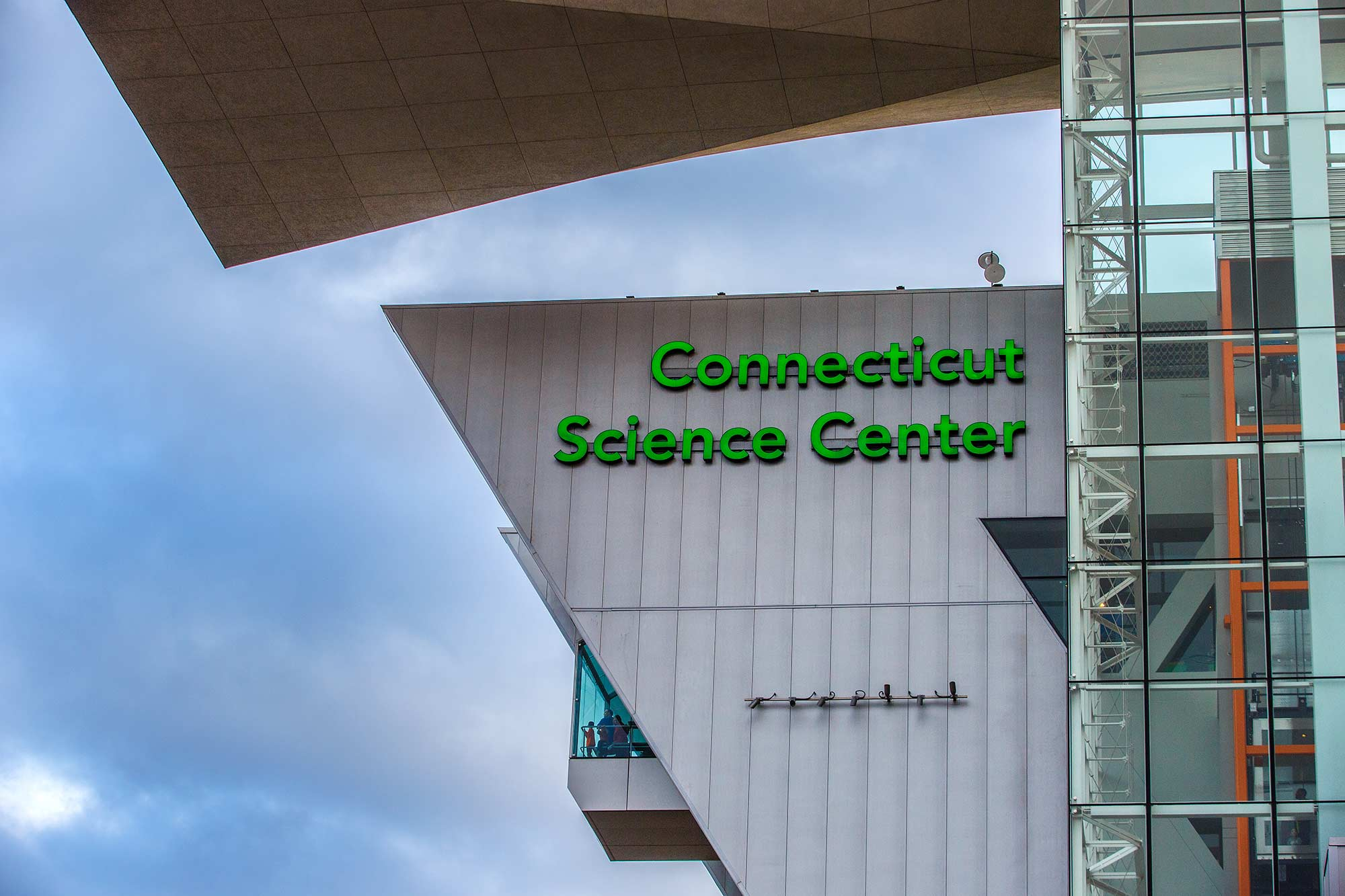 Connecticut Science Center, Hartford, CT - 1/16
