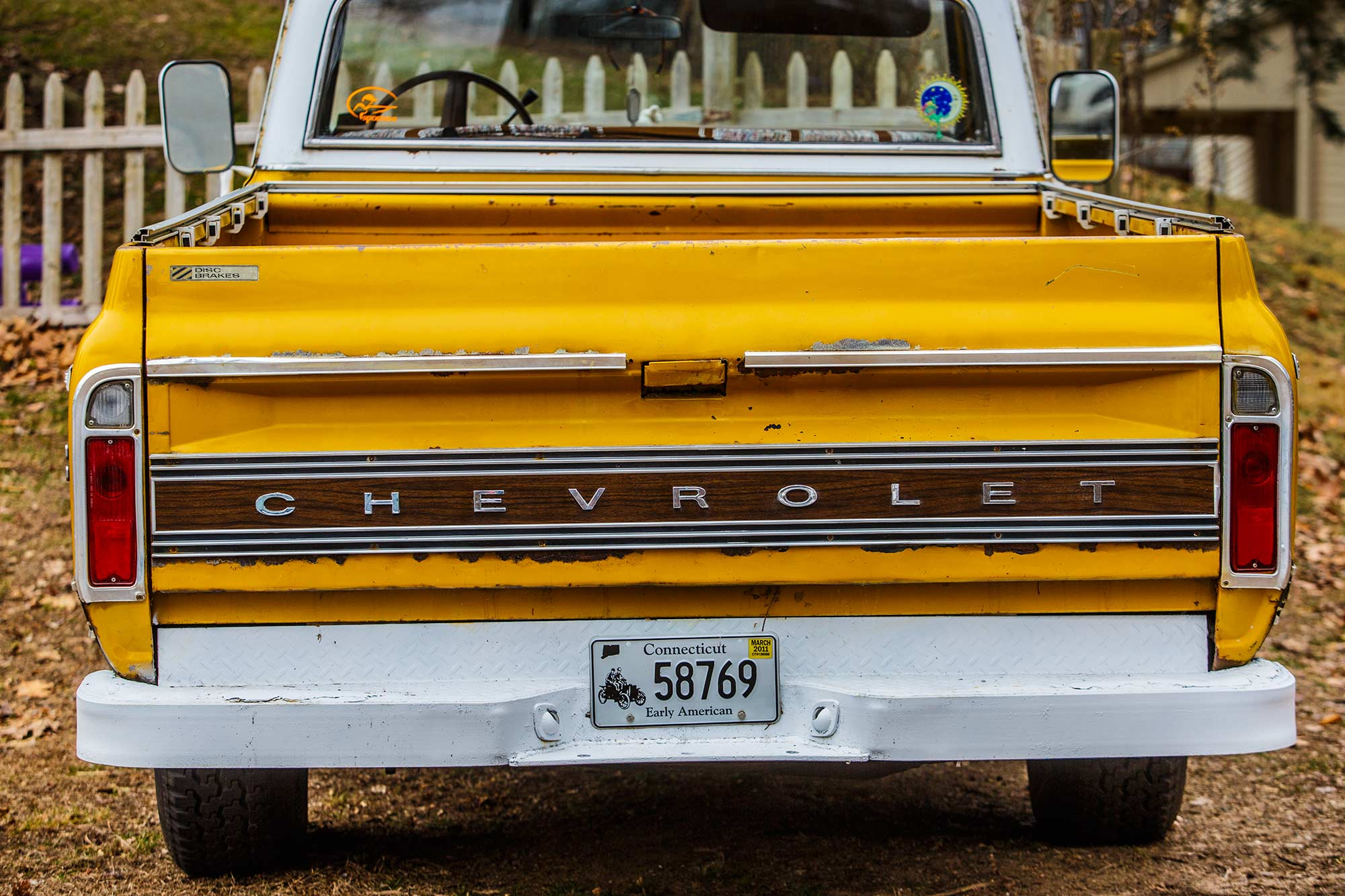 Old Chevy, Simsbury, CT - 1/22