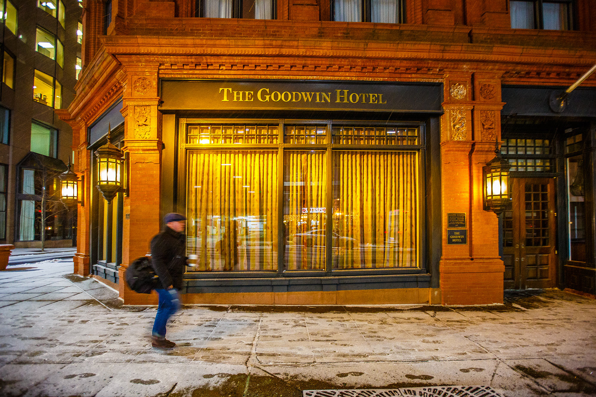 The Goodwin Hotel, Hartford, CT - 2/15/16
