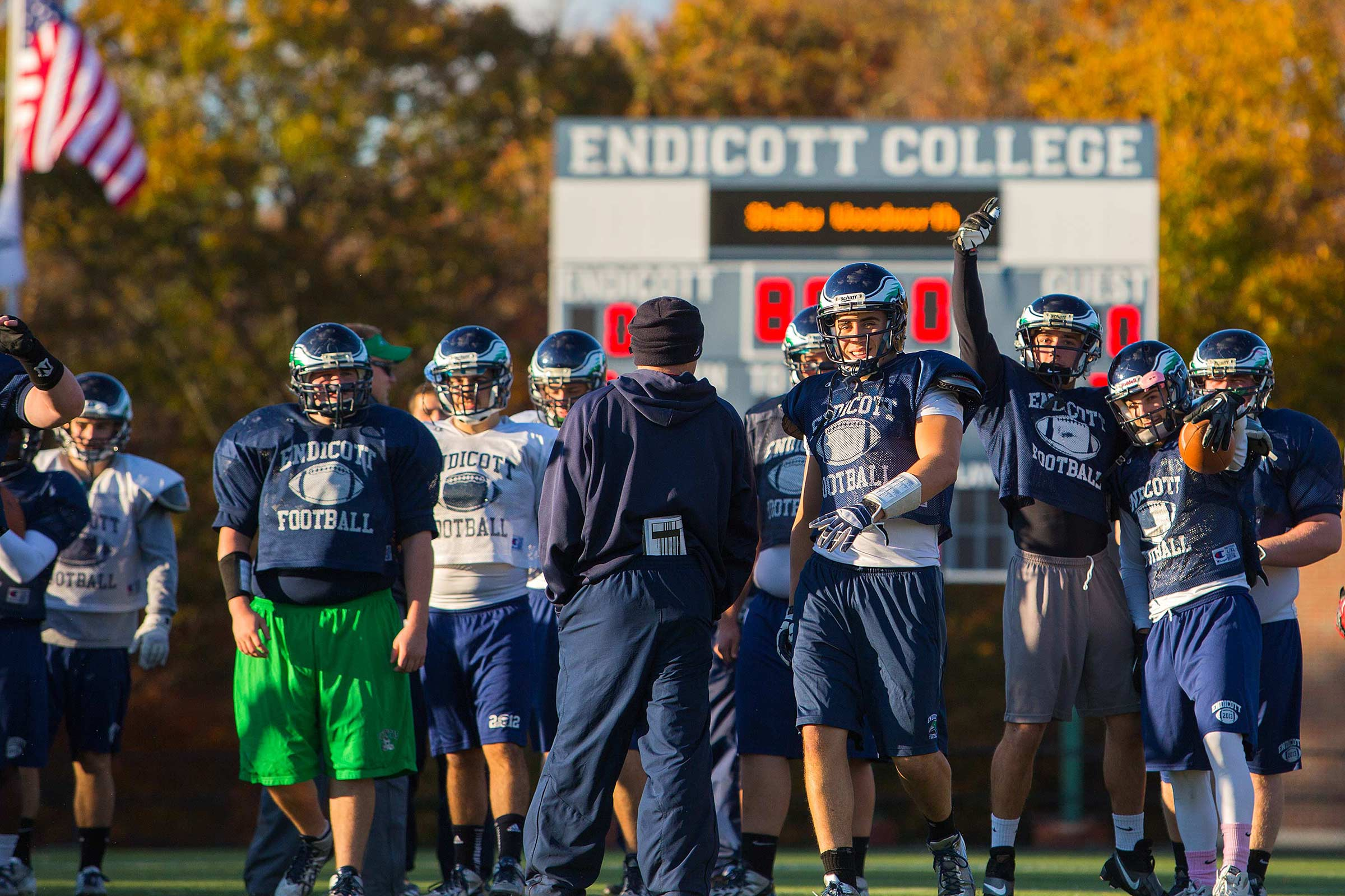 Endicott College, Beverly, MA
