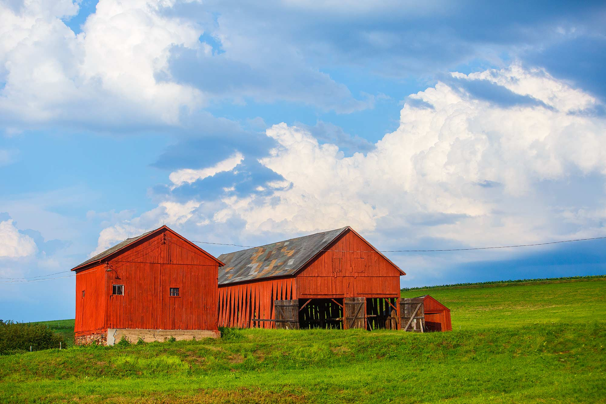 Patchwork Barns, Suffield, CT - 8/4/15