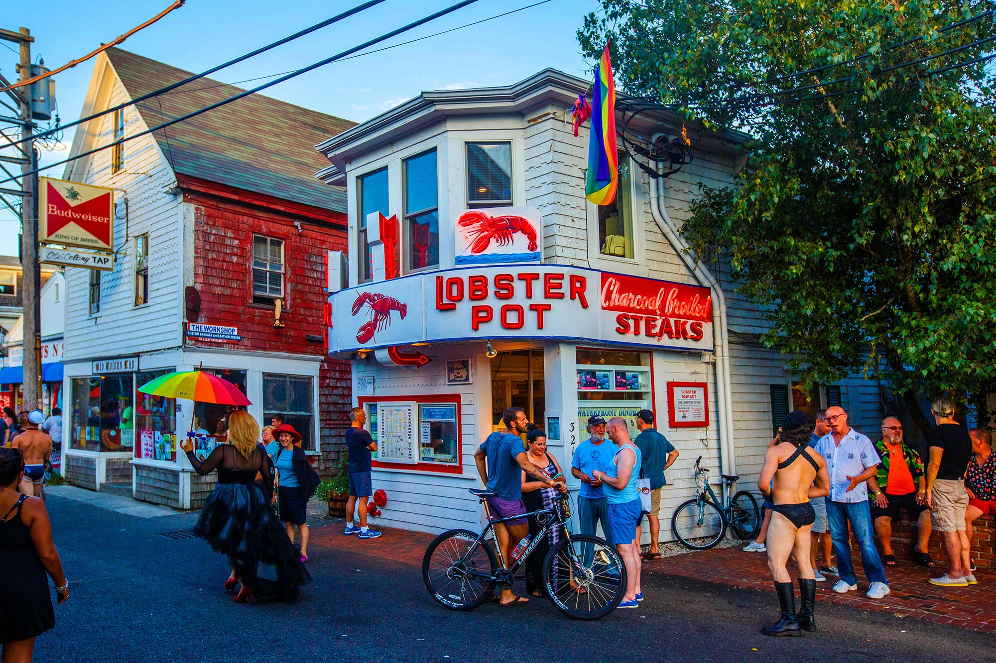 Oh Provincetown, Provincetown, MA - 8/21/15