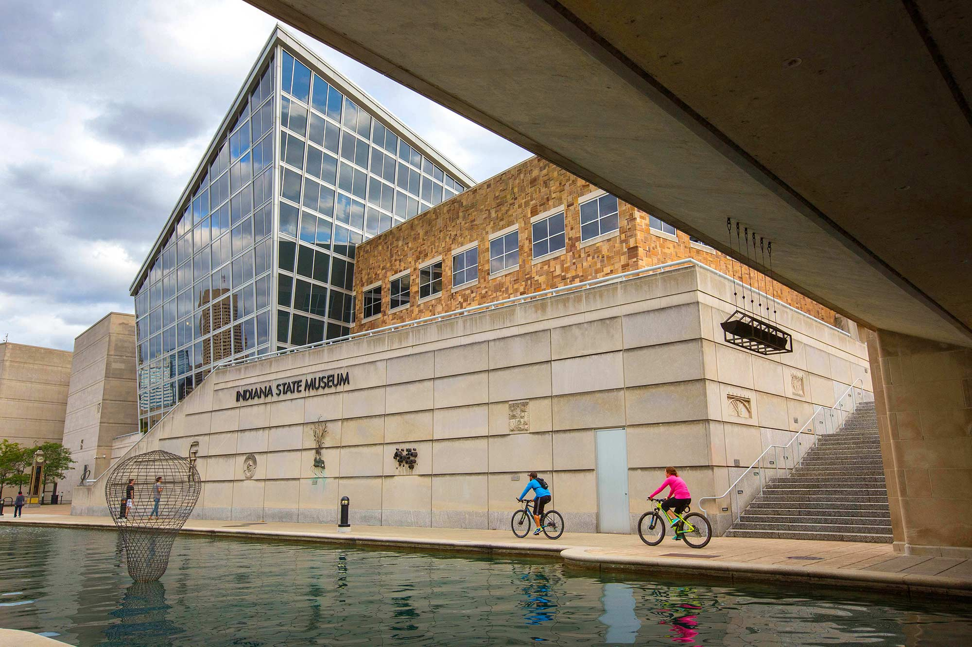 Indiana State Museum, Indianapolis, IN - 8/25/15
