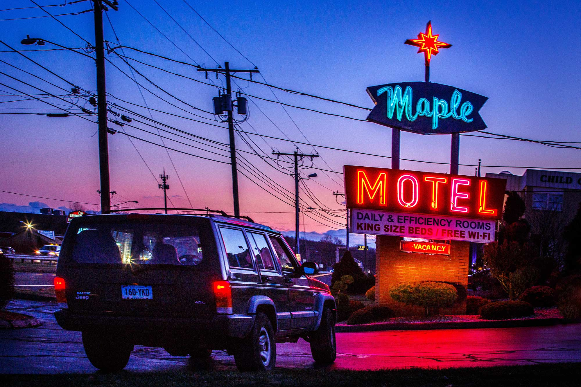Maple Motel, Newington, CT 12/31/14