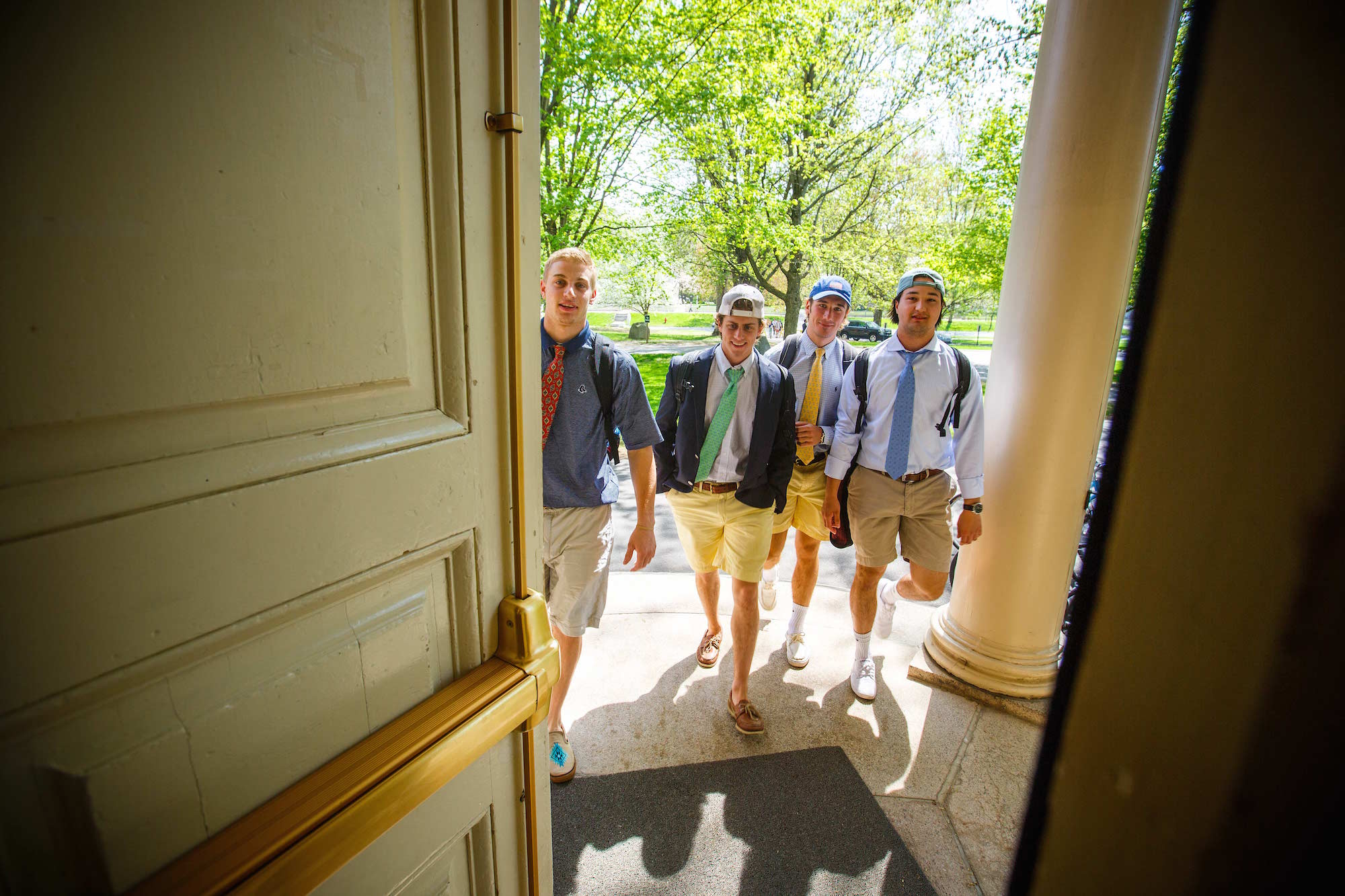 deerfield academy admission essay Essayedge provides professional essay editing and proofreading services for college and graduate school applications and academic papers after you send us your essay, we'll return it to you with feedback in as little as 24 hours so get ready for that acceptance letter, because it's on its way.