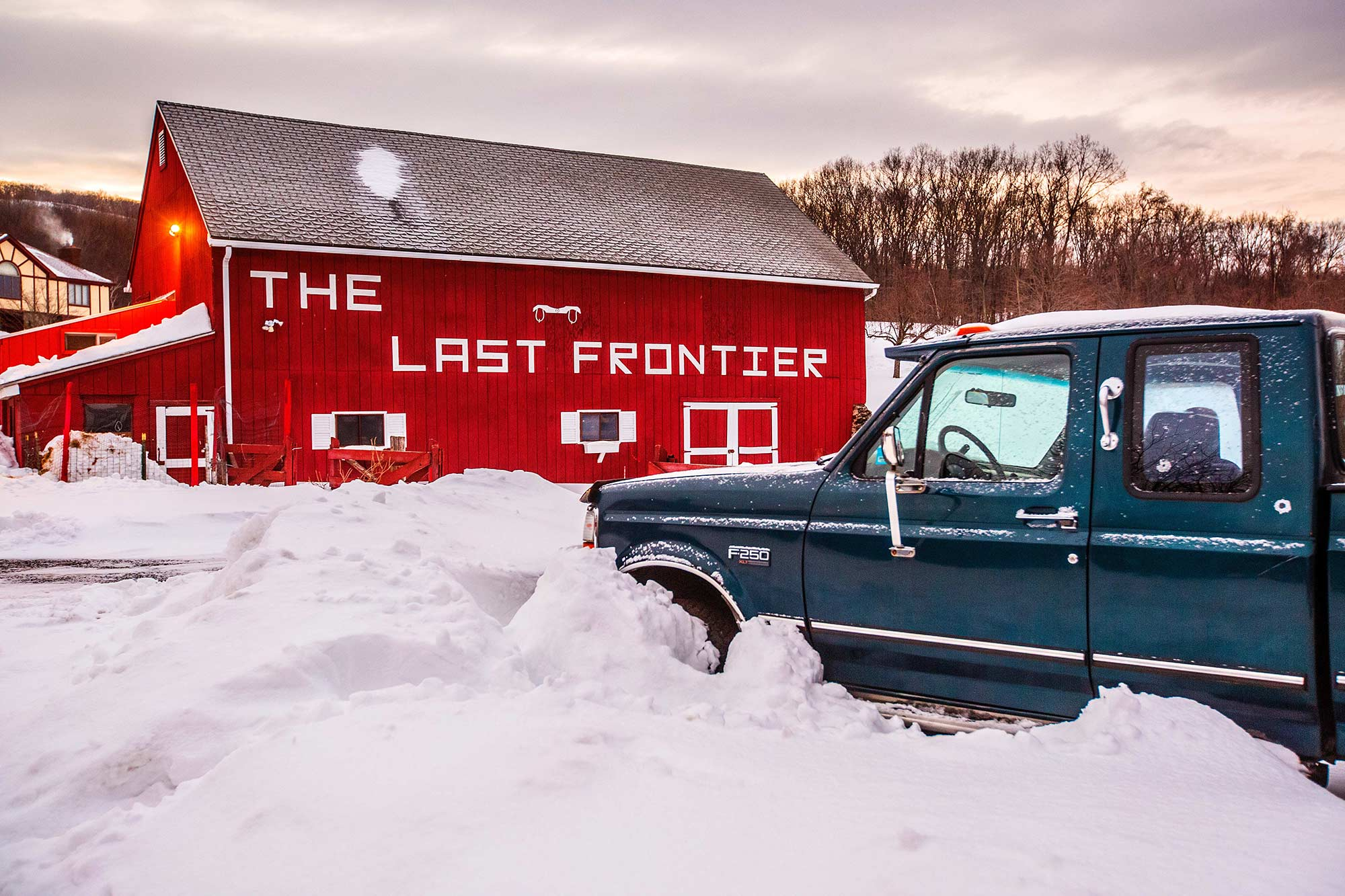 """The Last Frontier"", Southington, CT - 2/12/15"