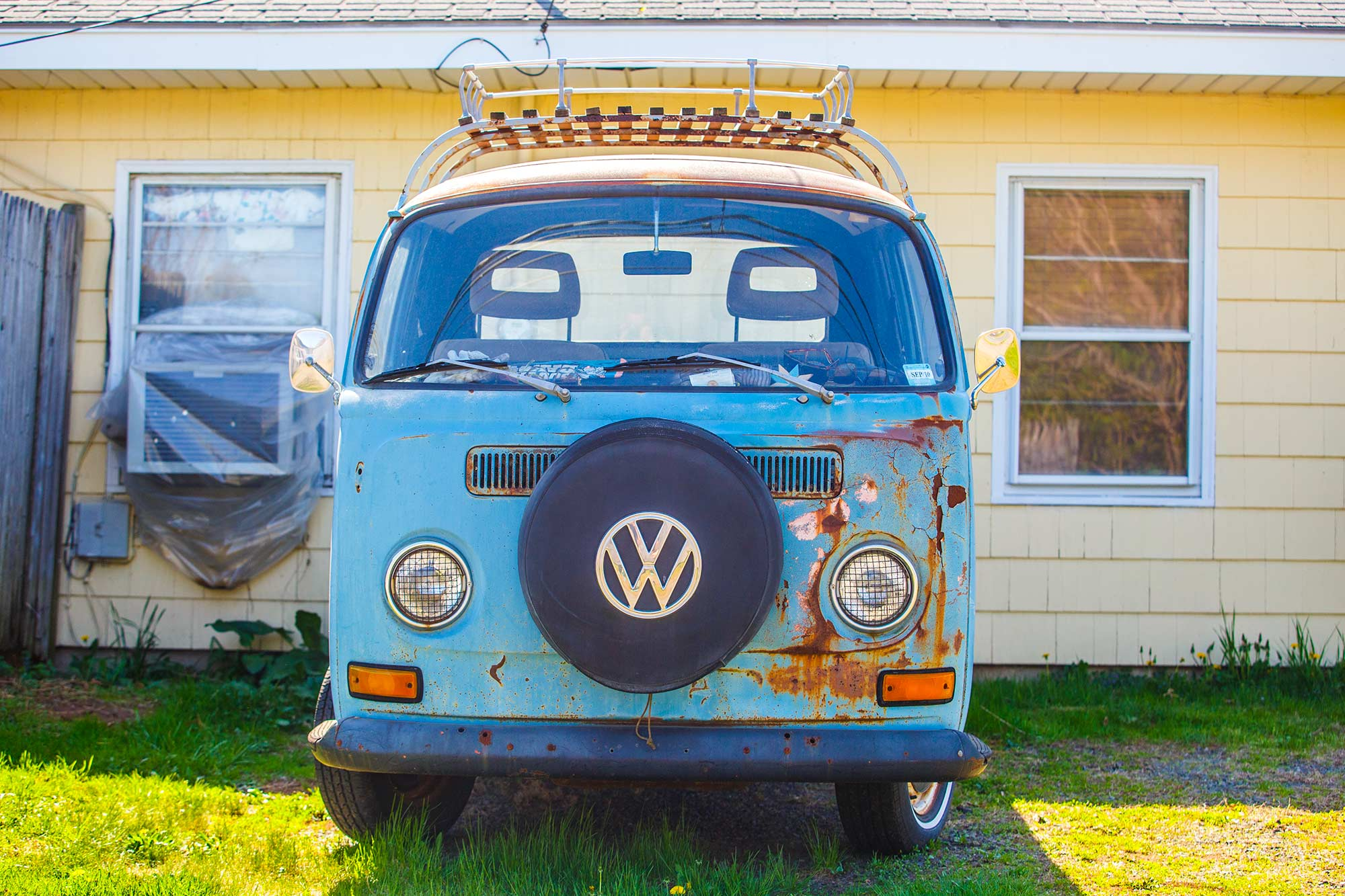 VW Bus, Newington, CT - 5/7/15